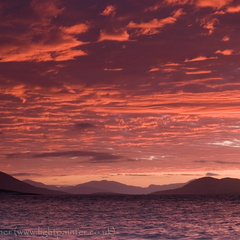 Hebridean sunrise